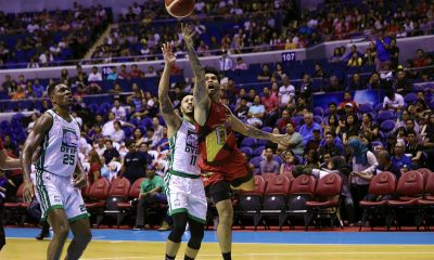 Tiebreaker Times Ronald Tubid apologizes for Wells-Santos incident, hopes for fitting end to career Basketball News PBA  San Miguel Beermen Ronald Tubid PBA Season 45