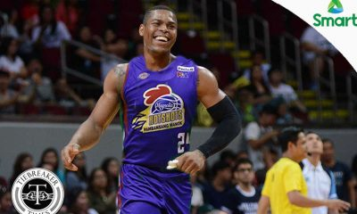 Tiebreaker Times Ben Mbala looks back on time he almost suited up for Magnolia Basketball News PBA  Magnolia Hotshots Ben Mbala 2018 PBA Governors Cup
