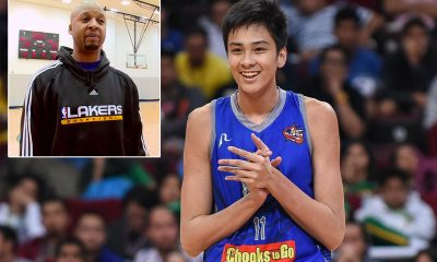 Tiebreaker Times Kai Sotto excited to learn from Brian Shaw in G League Basketball News  Shareef Abdur-Rahim Kai Sotto Brian Shaw 2020-21 NBA G-League Season