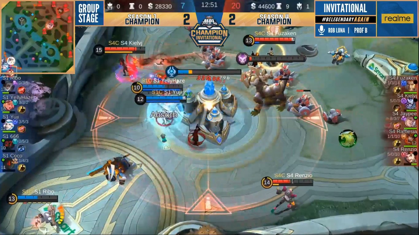 Tiebreaker Times Sunsparks avoids disaster as Ryo puts up vintage performance in MPL Invitational Day 1 ESports Mobile Legends News  Yuji Yakou Sunsparks Ryo Ribo Renzio Lusty Jeffqt4ever Jaypee Jay Haze Dysania Coco Cignal Ultra Warriors ArkAngel Aether Main 666 2020 MPL-PH Champion Invitational