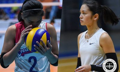 Tiebreaker Times Alyssa Valdez on Choco Mucho signing Denden Lazaro: 'They won already' News PVL Volleyball  Denden Lazaro Creamline Cool Smashers Choco Mucho Flying Titans Alyssa Valdez 2020 PVL Season