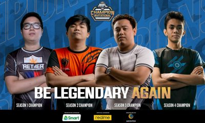 Tiebreaker Times Sunsparks, ArkAngel, Aether Main, Cignal Ultra to compete for MPL GOAT title ESports Mobile Legends News  Sunsparks Cignal Ultra Warriors ArkAngel Aether Main 2020 MPL-PH Champion Invitational
