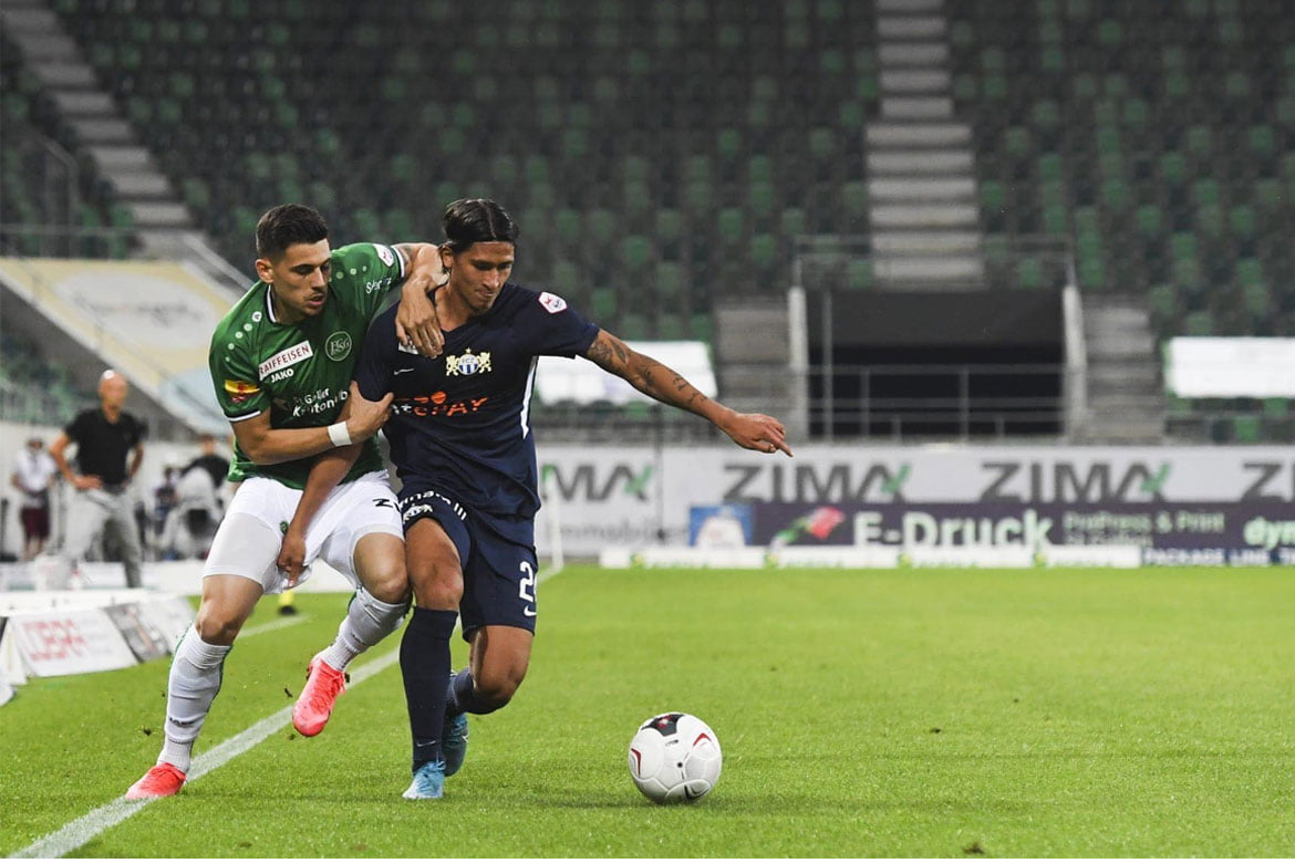 Tiebreaker Times Despite COVID-19 spread, Azkals' Kempter hopes to find success with FC Zurich Football News  Michael Kempter FC Zurich 2020 Swiss Super League Season