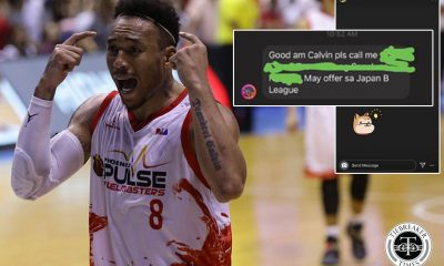 Tiebreaker Times Calvin Abueva says he received offer to play in B.League Basketball News PBA  Phoenix Fuel Masters PBA Season 45 Calvin Abueva 2020-21 B.League Season