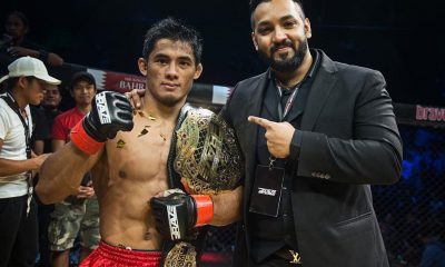 Tiebreaker Times BRAVE CF announces return, plans to implement 'strongest COVID policy' Brave CF Mixed Martial Arts News  Mohammed Shahid Coronavirus Pandemic