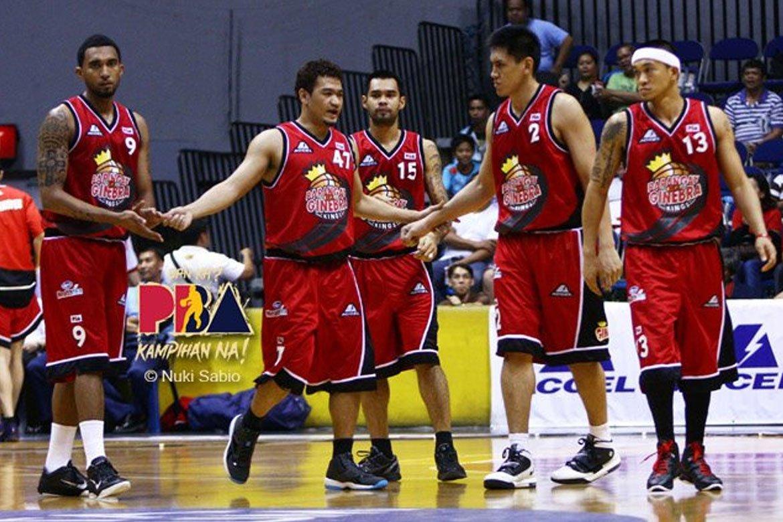 Tiebreaker Times Ronald Tubid recalls greatest NSD moment Basketball News PBA  Ronald Tubid Barangay Ginebra San Miguel