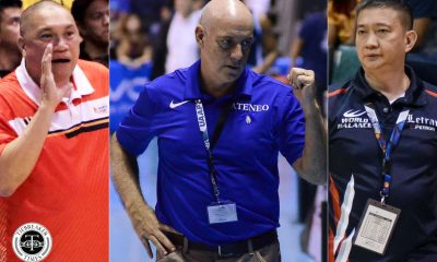 Tiebreaker Times 'Super Friends' blasts Tab Baldwin's comments on PH basketball Basketball CSJL News PBA  Tab Baldwin Pido Jarencio PBA Season 45 NCAA Season 95 Bonnie Tan Alfrancis Chua