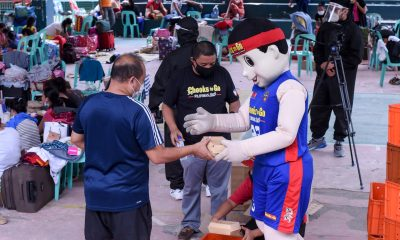 Tiebreaker Times Chooks-to-Go continues help as number of OFWs stranded doubles Chooks-to-Go Pilipinas 3x3 News  Coronavirus Pandemic Chooks-to-Go