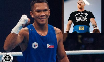 Tiebreaker Times Who is Eumir Marcial's dream opponent? Boxing News  Eumir Marcial