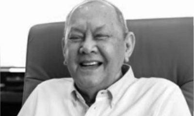 Tiebreaker Times SMC pays tribute to Danding Cojuangco: 'His contributions are numerous and indelible' Basketball News PBA  San Miguel Corporation PBA Season 45 Eduardo Cojuangco Jr.