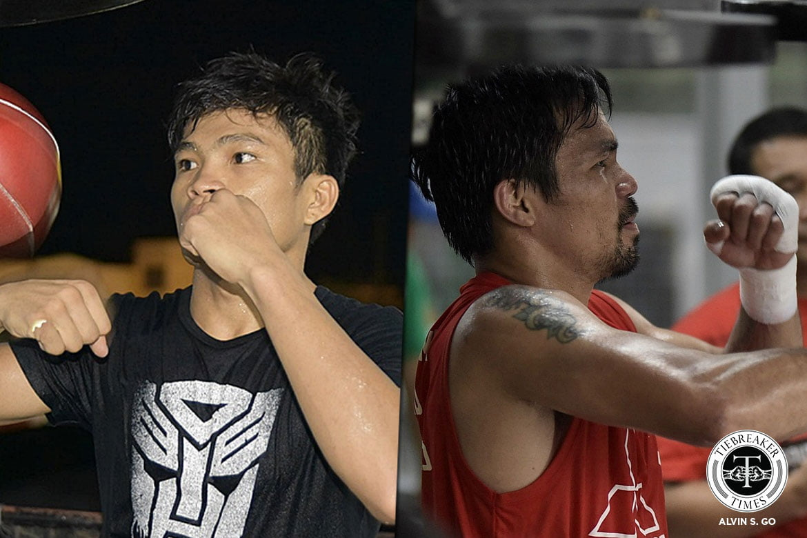 Tiebreaker Times Jerwin Ancajas not pressured by Manny Pacquiao comparisons Boxing News  MP Promotions Manny Pacquiao Jerwin Ancajas