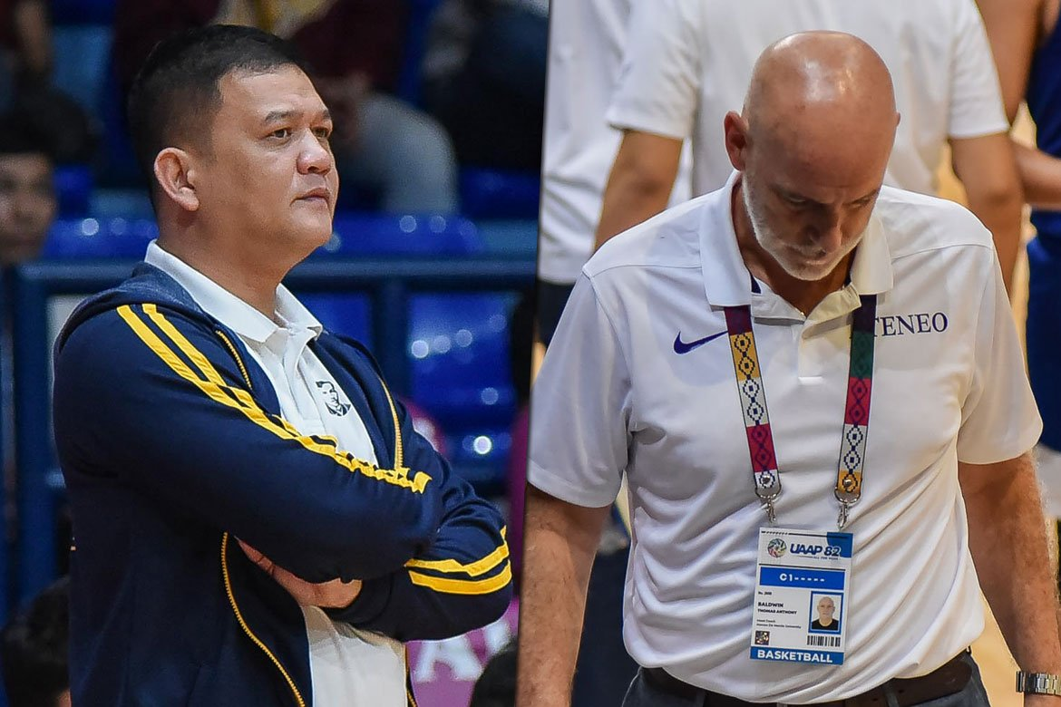 Tiebreaker Times BCAP condemns Baldwin's 'suggestions' for PH basketball: 'We are being underestimated' Basketball News  Tab Baldwin Louie Gonzalez Basketball Coaches Association of the Philippines