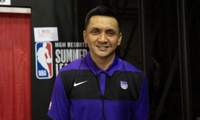 Tiebreaker Times Jimmy Alapag looks back on 'eye-opening' Sacramento experience ABL Alab Pilipinas Basketball News  Sacramento Kings Jimmy Alapag