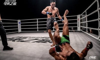 Tiebreaker Times Hero Series in China kicks off ONE Championship's return Mixed Martial Arts News ONE Championship  Zou Jin Bo Zhu Kang Jie Zhao Xiao Yu Zhao Jun Chen Zhang Ze Hao Ze Lang Zha Xi Yuan Peng Bin Yang Hua Xu Liu Wei Zi Qin Wang Zhen Wang Hu ONE Hero Series Mo Hao Xiong Luo Chao Liang Hui Li Zhe Hua Fung Teh Gao Bo Fu Qing Nan Fu Kang Kang Ayijiake Akenbieke