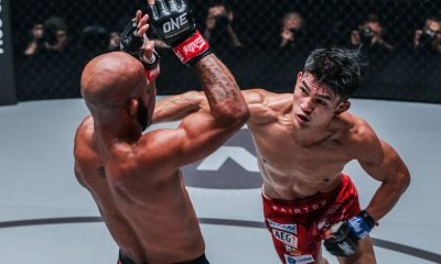 Tiebreaker Times Danny Kingad on DJ's speed: 'You have to experience it yourself' Mixed Martial Arts News ONE Championship  Team Lakay Demetrious Johnson Danny Kingad