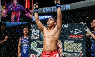 Tiebreaker Times Robin Catalan pays tribute to 'Father-Kuya' Rene Mixed Martial Arts News ONE Championship  Robin Catalan Rene Catalan Catalan Fighting System