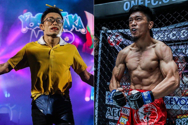 Tiebreaker Times Lito Adiwang wants Yoshitaka Naito next Mixed Martial Arts News ONE Championship  Yoshitaka Naito Team Lakay Lito Adiwang