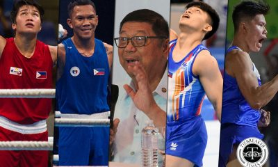 Tiebreaker Times PSC, POC push for resumption of training for Olympic-bound athletes 2020 Tokyo Olympics News POC/PSC  Ramon Fernandez Philippine Sports Commission Philippine Olympic Committee