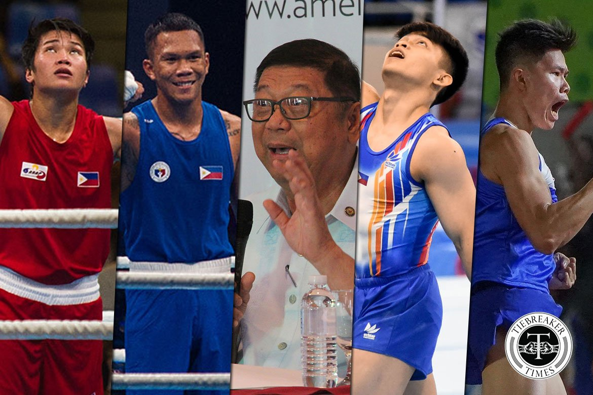 Tiebreaker Times PSC vows full support to Team Pilipinas all the way to Tokyo Olympics 2020 Tokyo Olympics News POC/PSC  Pauline Lopez Margie Didal Kiyomi Watanabe Junna Tsukii Irish Magno Hidilyn Diaz Eumir Marcial EJ Obiena Caloy Yulo Butch Ramirez