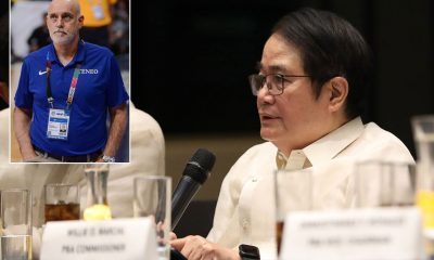 Tiebreaker Times Ricky Vargas says Tab Baldwin's apology was 'a little bit insincere' Basketball News PBA  TNT Katropa Tab Baldwin Ricky Vargas PBA Season 45