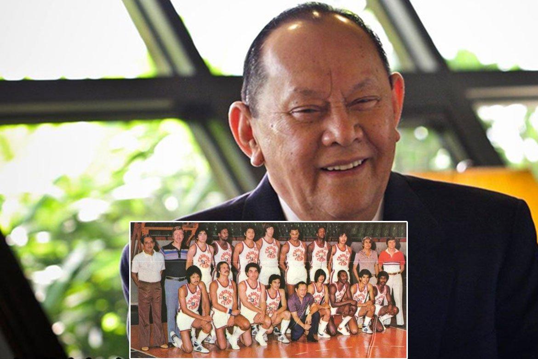 Tiebreaker Times ECJ's NCC paved way for legendary PBA players and coaches, says SBP Basketball Gilas Pilipinas News  Samahang Basketbol ng Pilipinas Gilas Cadets Eduardo Cojuangco Jr. Al Panlilio