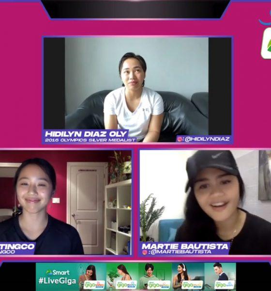 Tiebreaker Times How Hidilyn Diaz is adapting to Malaysia 2020 Tokyo Olympics News Weightlifting  Hidilyn Diaz Coronavirus Pandemic