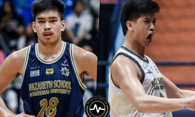 Tiebreaker Times Stats Don't Lie: Kevin Quiambao and Carl Tamayo to usher in new era of College Bigs Bandwagon Wire Basketball NU  UAAP Season 82 Boys' Basketball UAAP Season 82 NU Boys Basketball Kevin Quiambao Carl Tamayo