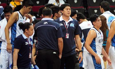 Tiebreaker Times Kenneth Duremdes forever grateful to Patrimonio's dad for bringing him to Manila AdU Basketball MPBL News  Kenneth Duremdes Angel Patrimonio Alvin Patrimonio