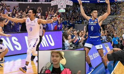 Tiebreaker Times Kiefer Ravena believes S80 Ateneo team better than 16-0 Blue Eagles ADMU Basketball News UAAP  UAAP Season 82 Men's Basketball UAAP Season 80 Men's Basketball Thirdy Ravena Kiefer Ravena Ateneo Men's Basketball
