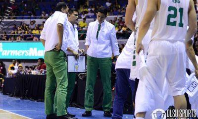 Tiebreaker Times ECJ was behind La Salle's green pants outfit, shares Caidic, Montalbo Basketball DLSU News UAAP  Kib Montalbo Eduardo Cojuangco Jr. DLSU Men's Basketball Allan Caidic