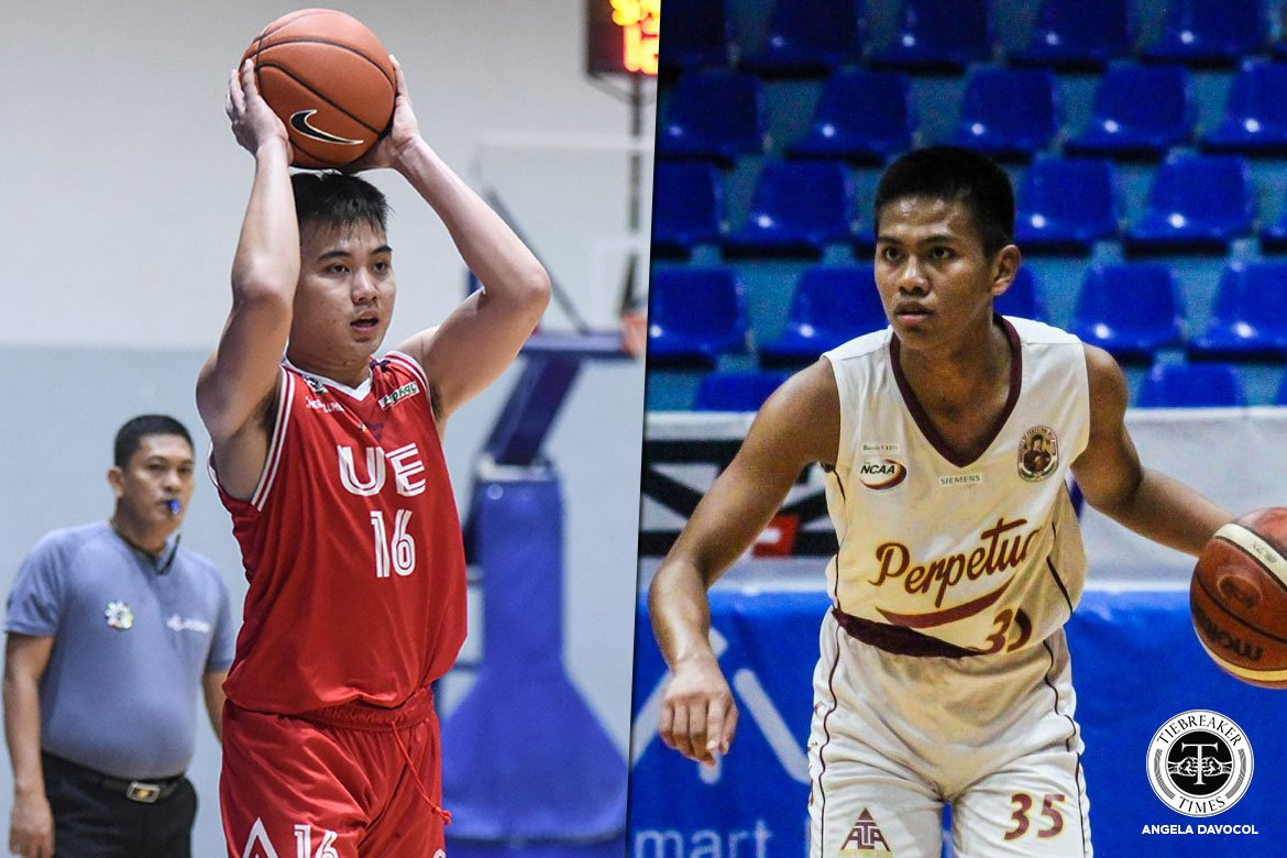 Tiebreaker Times La Salle secures commitment of UE's Austria, Perps' Galman for S84 Basketball DLSU News UAAP UE UPHSD  UE Boys Basketball UAAP Season 84 Men's bASKETBALL UAAP Season 84 Perpetual Juniors Basketball Emman Galman DLSU Men's Basketball Derrick Pumaren CJ Austria