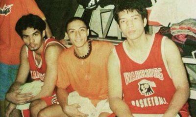 Tiebreaker Times Ronald Tubid knew James Yap was destined for greatness since high school Basketball News PBA  UE Men's Basketball Ronald Tubid James Yap