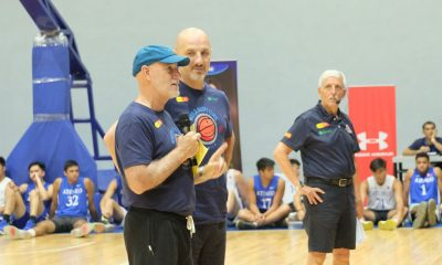 Tiebreaker Times BCAP questions Tab Baldwin's clinics in latest statement Basketball News  World Hoops Clinic Tab Baldwin Louie Gonzalez Basketball Coaches Association of the Philippines