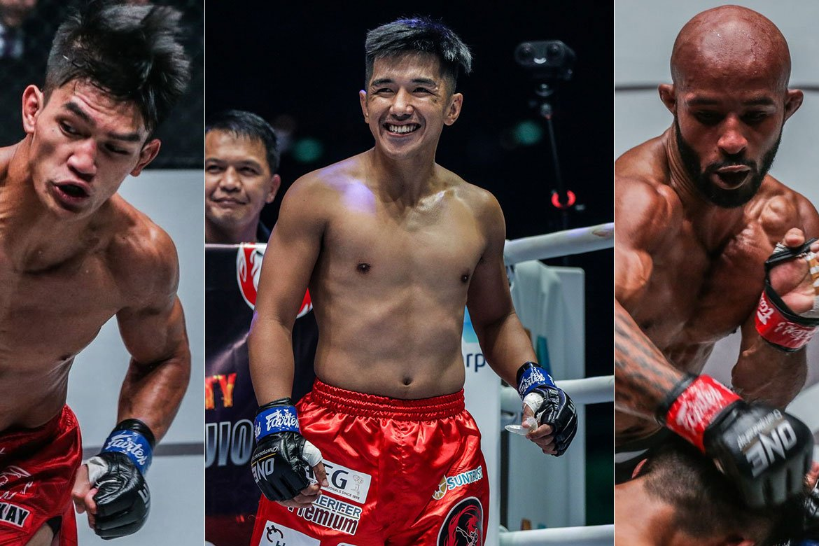 Tiebreaker Times Geje Eustaquio analyzes potential Kingad-DJ showdown Mixed Martial Arts News PXC  Team Lakay Geje Eustaquio Demetrious Johnson Danny Kingad