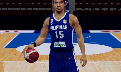 Tiebreaker Times E-Gilas Pilipinas to compete in inaugural FIBA Esports Open Gilas Pilipinas NBA 2K  E-Gilas Pilipinas 2020 FIBA Esports Open