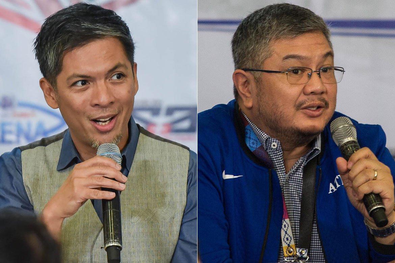 Tiebreaker Times Rebo Saguisag, Em Fernandez to bare UAAP developments on PSA Forum News UAAP  UAAP Season 82 Rebo Saguisag Philippine Sportswriters Association Forum em fernandez