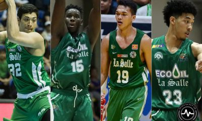 Tiebreaker Times Stats Don't Lie: La Salle frontline key to UAAP Final Four return Bandwagon Wire Basketball DLSU UAAP  UAAP Season 83 Men's Basketball UAAP Season 83 Tyrus Hill Ralph Cu Justine Baltazar DLSU Men's Basketball Brandon Bates Amadou N'Diaye