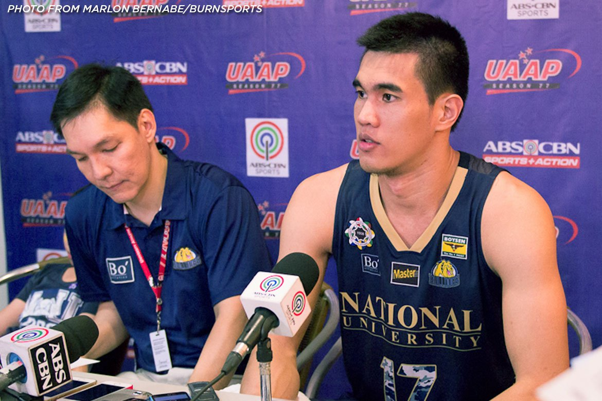 Tiebreaker Times No Turning Back: Troy Rosario will never forget time his parents spent last money on him Basketball News NU PBA  Troy Rosario TNT Katropa NU Men's Basketball