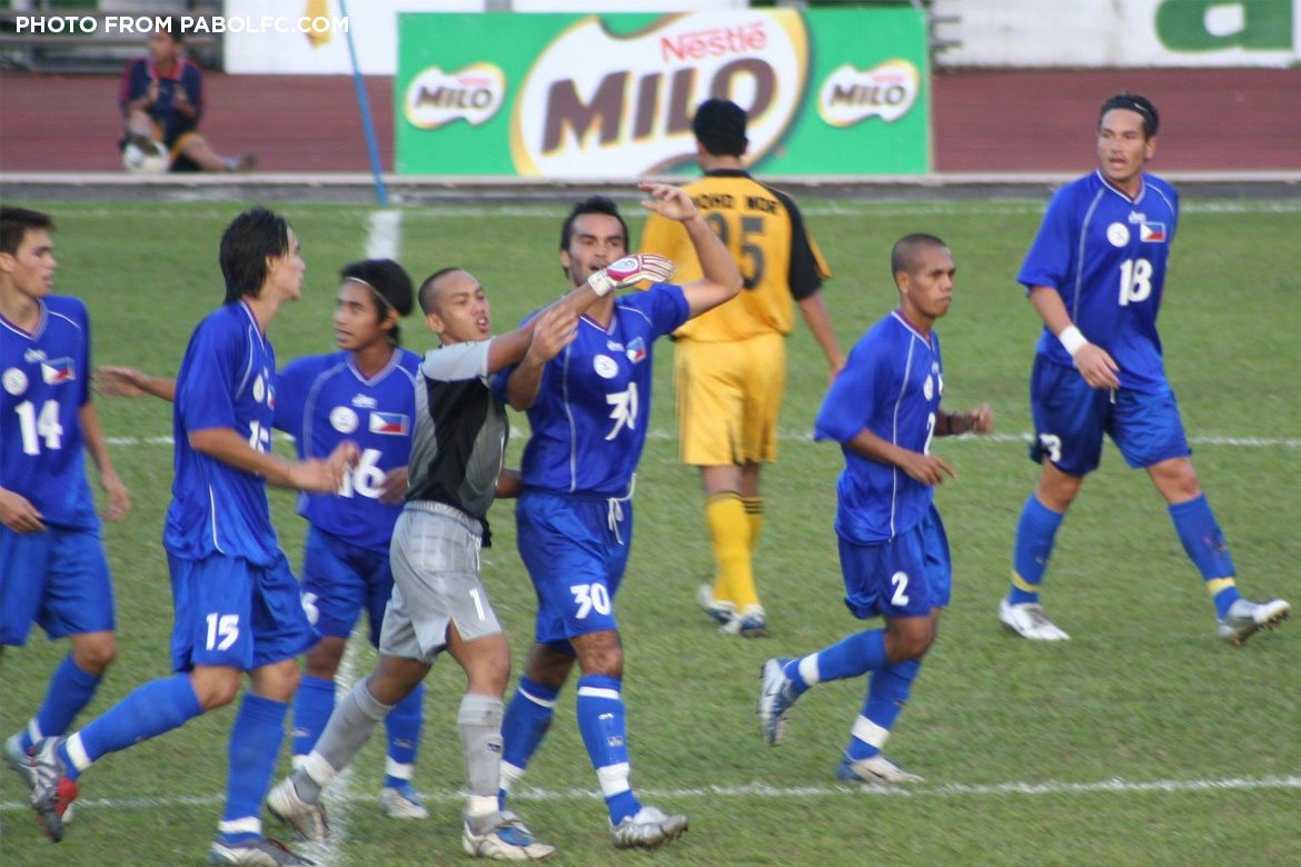 Tiebreaker Times Younghusband brothers look back on tournament that started it all - the 2005 SEA Games Football News Philippine Azkals  Philippine Azkals Phil Younghusband James Younghusband 2005 SEA Games - Football 2005 SEA Games