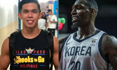 Tiebreaker Times Ratliffe has been keeping tabs on Thirdy Ravena since 2018 Jones Cup Basketball News  Thirdy Ravena South Korea (Basketball) Ricardo Ratliffe