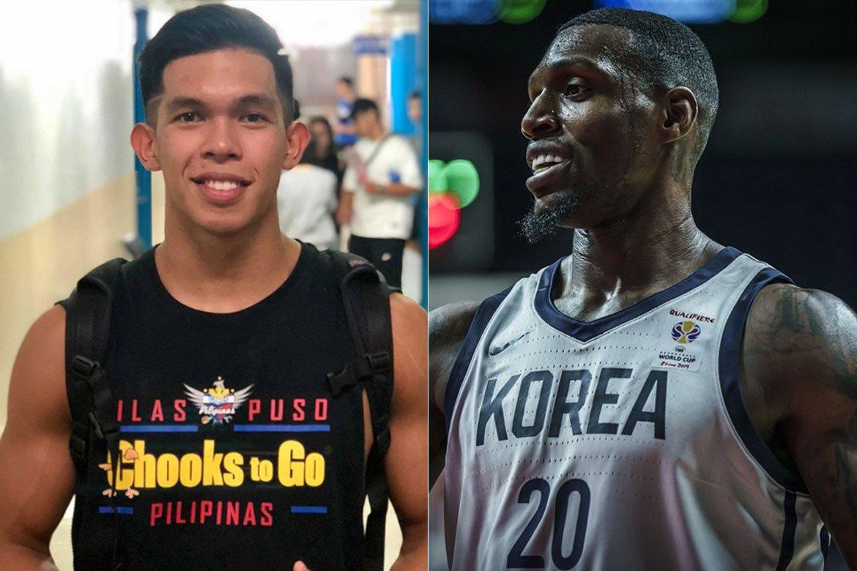 Tiebreaker Times Ratliffe has been keeping tabs on Thirdy Ravena since 2018 Jones Cup Basketball News  Thirdy Ravena South Korea (Basketball) Ricardo Ratliffe