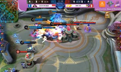 Tiebreaker Times ONIC PH knocked out of Mytel International ESports Mobile Legends News  ONIC PH Iy4knu Geek Fam Indonesia Dlar Basic 2020 Mytel International Championship
