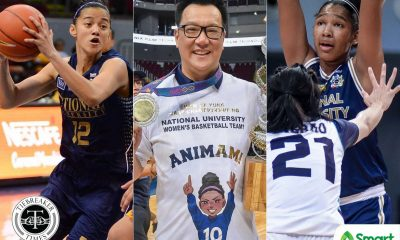 Tiebreaker Times Pat Aquino is more than a coach for Bernardino, Animam Basketball News NU  Patrick Aquino NU Women's Basketball Jack Animam Afril Bernardino