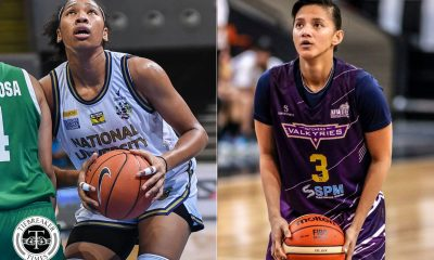 Tiebreaker Times Afril Bernardino's advice for Jack Animam: 'Lakasan niya loob niya' Basketball News  Shih Hsin University Jack Animam Clare Castro Afril Bernardino 2020 University Basketball Association Season