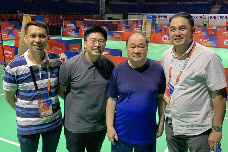Tiebreaker Times MVP a fighter on the badminton court, says Bianca Carlos Badminton News  Manny V. Pangilinan Bianca Carlos