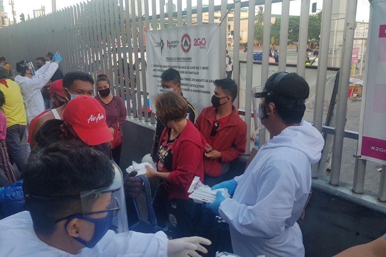 Tiebreaker Times SMC helps out stranded seafarers Basketball News PBA  San Miguel Corporation Ramon Ang Coronavirus Pandemic