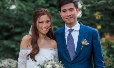 Tiebreaker Times Charles Tiu marries Sari Lazaro on date of second anniv ADMU Basketball CSB News  Sari Lazaro Charles Tiu