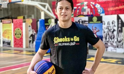 Tiebreaker Times Chico Lanete tapped as playing assistant coach for Chooks 3x3 pro teams 3x3 Basketball Chooks-to-Go Pilipinas 3x3 News  Ronald Mascarinas Chico Lanete 2020 Chooks-to-Go Pilipinas 3x3 Season