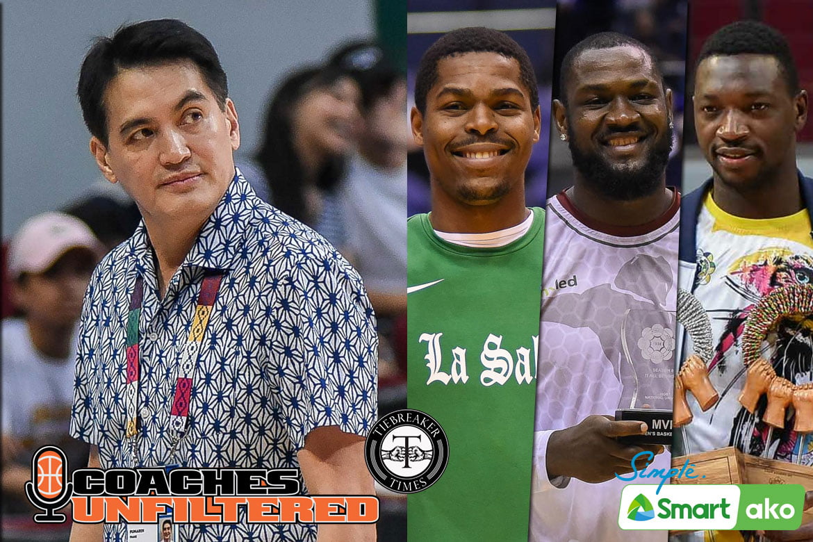 Tiebreaker Times Franz Pumaren proposes changing UAAP MVP to Best Student-Athlete award due to FSAs AdU Basketball News UAAP  UAAP Season 83 Men's Basketball UAAP Season 83 Franz Pumaren Adamson Men's Basketball