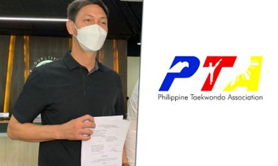 Tiebreaker Times Donnie Geisler files cyber libel case against PTA News PBA Taekwondo  Philippine Taekwondo Association Donnie Geisler